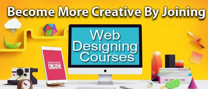 Become More Creative By Joining Web Designing Courses-min