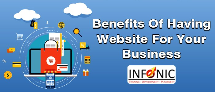 Benefits Of Having Website For Your Business