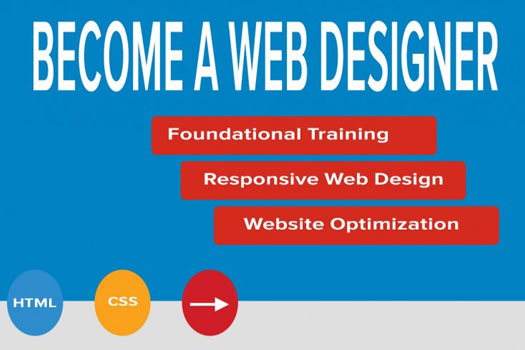 Can I get the job after completing website designing training?