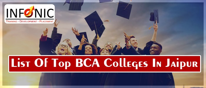 List Of Top BCA Colleges In Jaipur