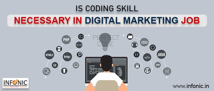 Is Coding Skill Necessary in Digital Marketing Job